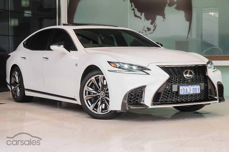 New Used Lexus Ls500 Cars For Sale In Australia Carsales Com Au
