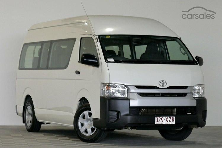 2014 toyota hiace commuter super lwb manual my14 rh carsales com au Suzuki Carry Van Manual 2008 Toyota Hiace Commuter Van