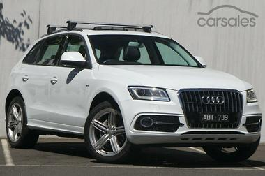 New Used Audi SUV Cars For Sale In Melbourne Victoria Carsales - Audi suv cars