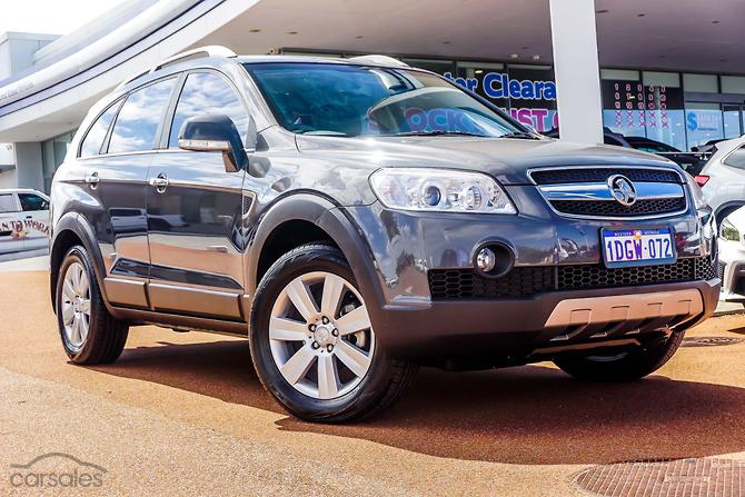 New Used Holden Captiva Lx Cars For Sale In Australia Carsales