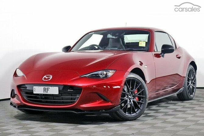 New Used Mazda Red Convertible Cars For Sale In Australia