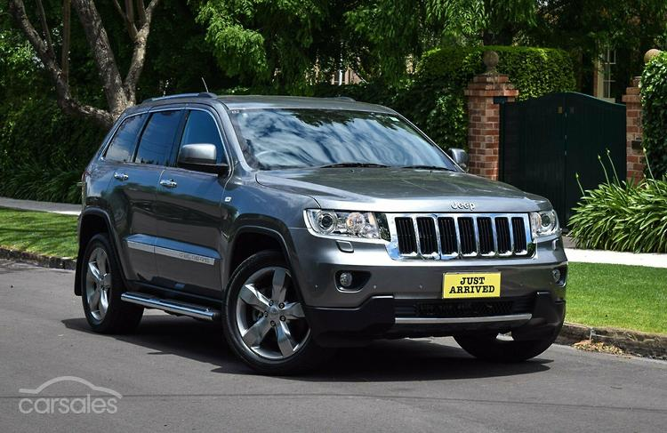 New Used Demo And Dealer Jeep Grand Cherokee Limited Diesel Cars
