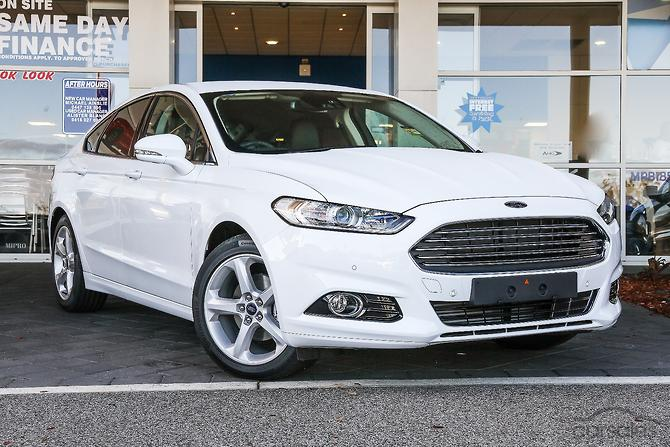 2018 Ford Mondeo Trend Md Auto My18 25