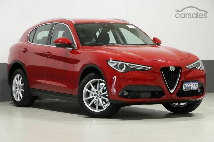 New Used Alfa Romeo Stelvio Cars For Sale In Australia Carsales