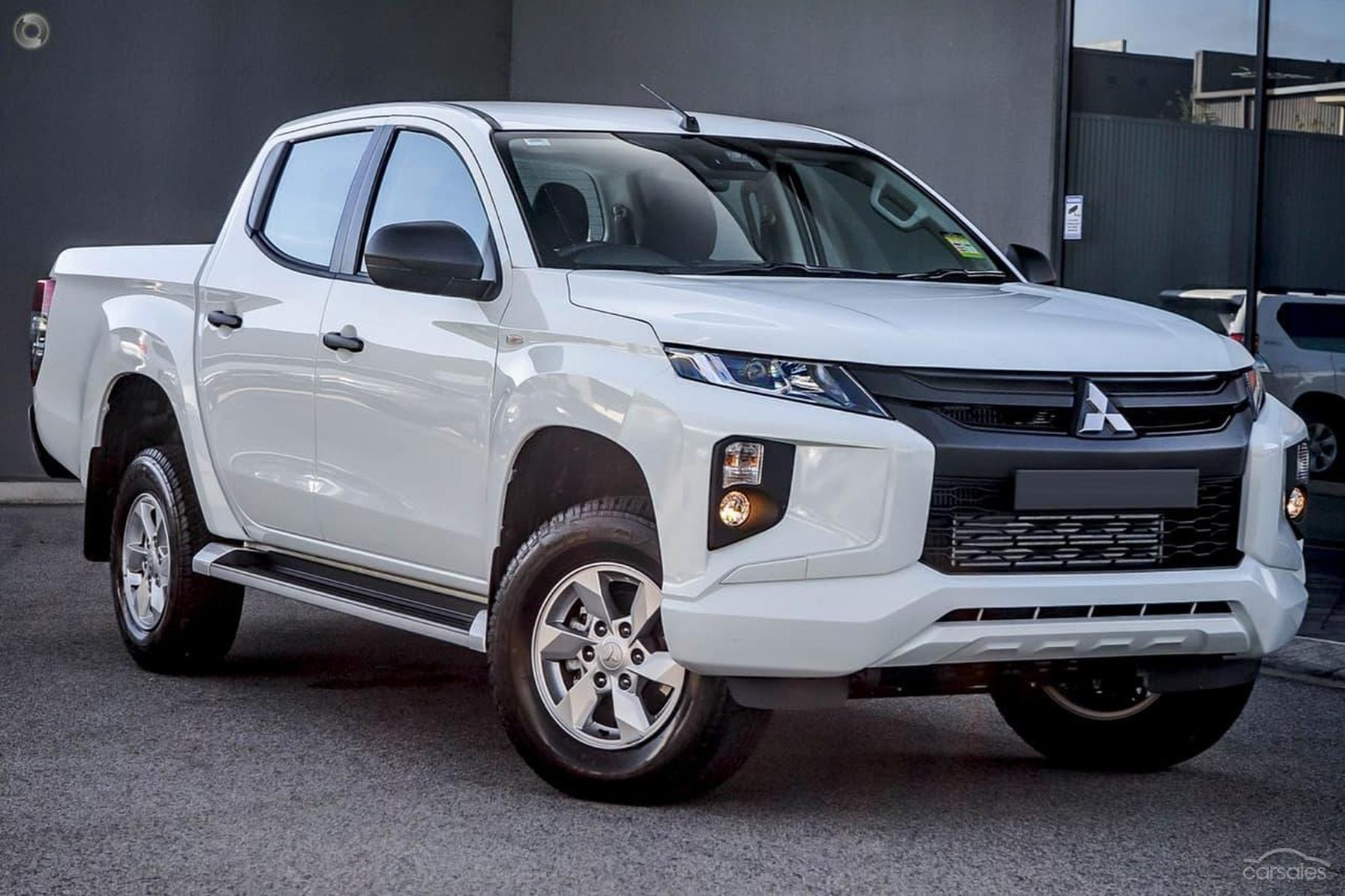 2019 Mitsubishi Triton GLX MR Manual 4x4 MY19 Double Cab-OAG-AD