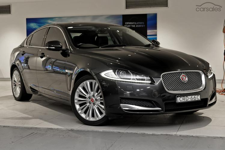 2013 Jaguar XF Premium Luxury Auto MY13