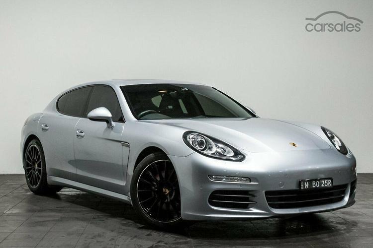 Porsche panamera for sale australia