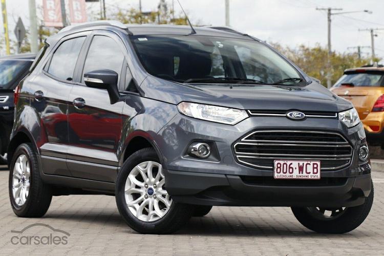 Ford Ecosport Titanium Bk Auto