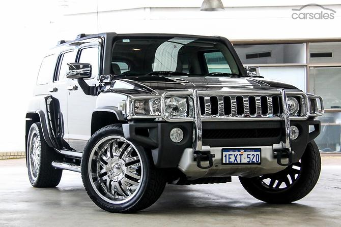 New & Used Hummer cars for sale in Australia - carsales.com.au