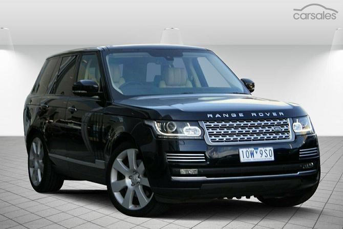 2017 Land Rover Range Sdv8 Autobiography Lwb Auto 4x4 My14 5
