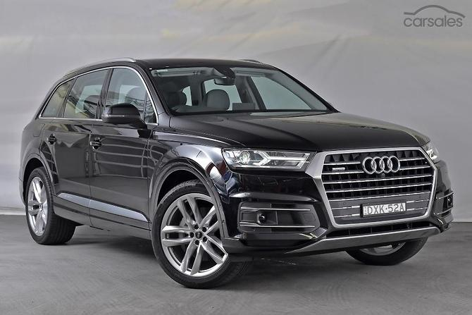 New Used Audi Q Black Cars For Sale In Australia Carsalescomau - Black audi