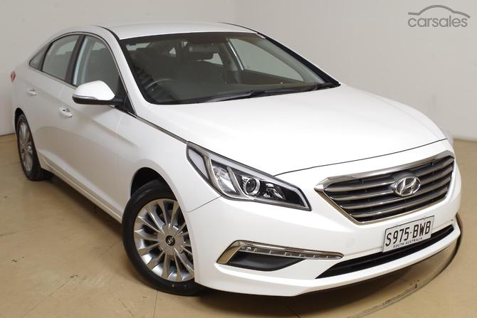 New Used Hyundai Sonata Cars For Sale In Adelaide Western South