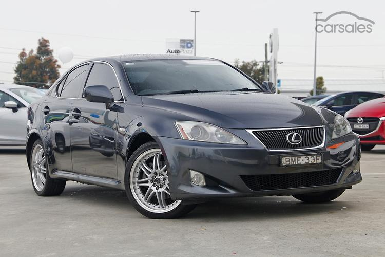 New Used Lexus Grey Cars For Sale In Sydney Metro New South Wales