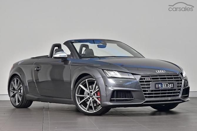 New Used Audi Tt S Cars For Sale In Australia Carsales Com Au