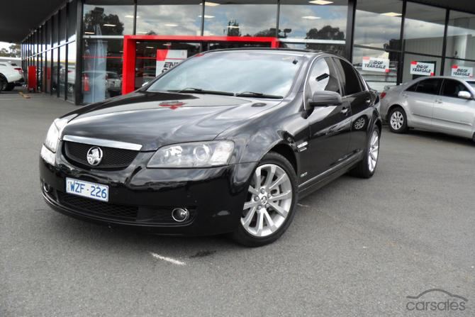 New Used Holden Calais V Cars For Sale In Australia Carsales