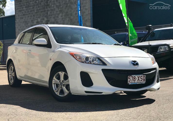 2013 Mazda 3 Maxx Sport BL Series 2 Auto MY13