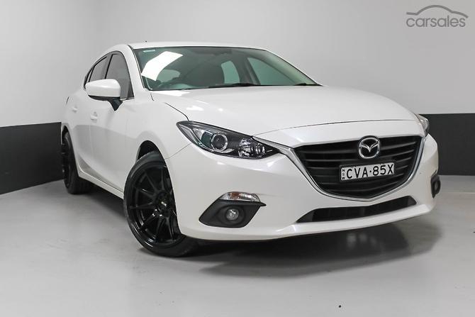 New Used Mazda 3 Bm Series Cars For Sale In Australia Carsales