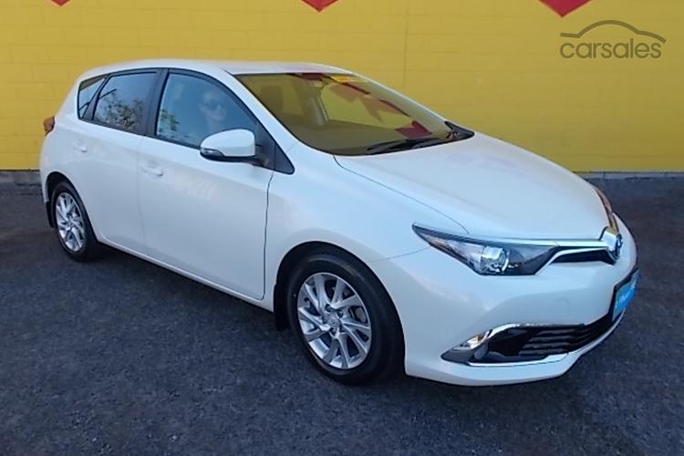 New Used Toyota Corolla Cars For Sale In Darwin Northern Territory