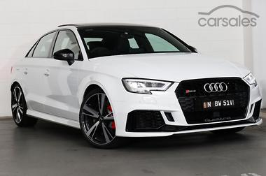 New & Used Audi RS3 cars for sale in Australia - carsales.com.au