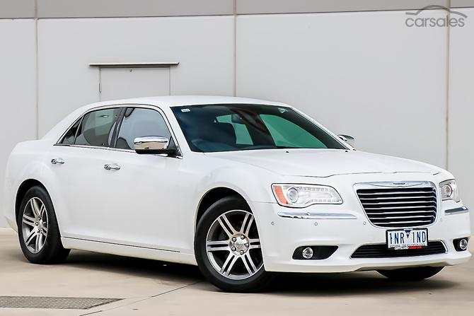 2017 Chrysler 300 C Luxury Auto My13
