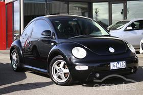 New used volkswagen beetle cars for sale in australia carsales 2003 volkswagen beetle 9c auto my03 fandeluxe Gallery
