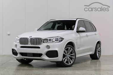 2015 BMW X5 XDrive50i F15 Auto 4x4
