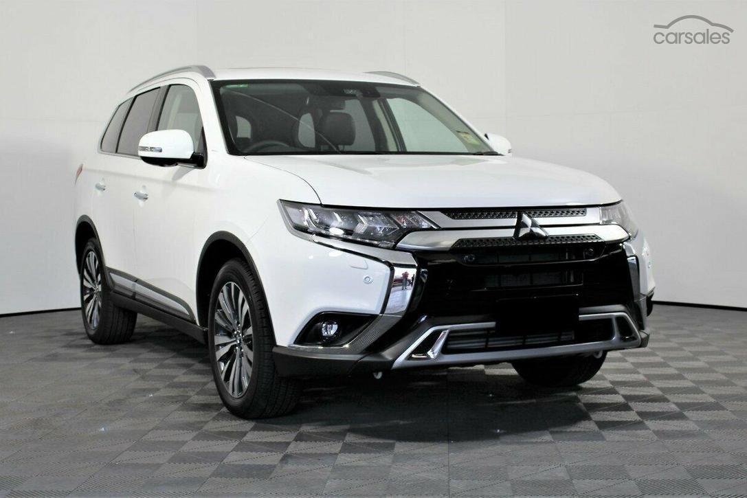 Demo Mitsubishi Outlander cars for sale in Adelaide-Eastern