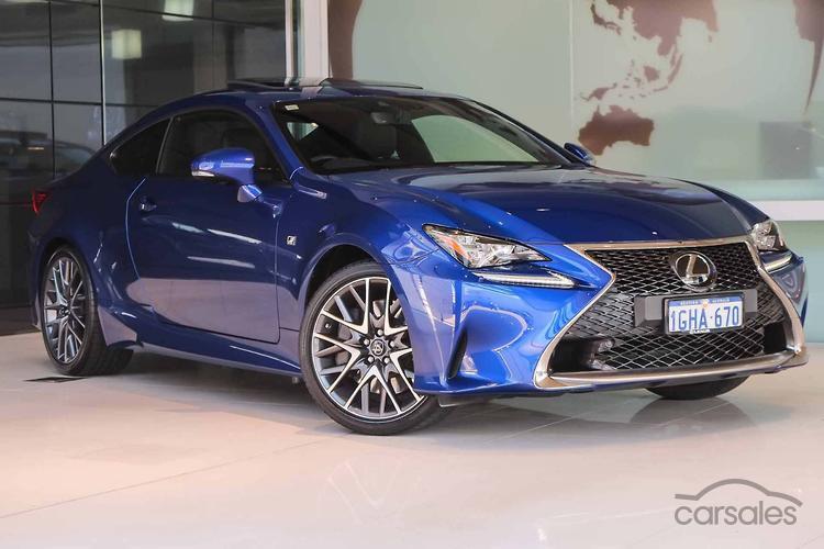 Lexus perth wa