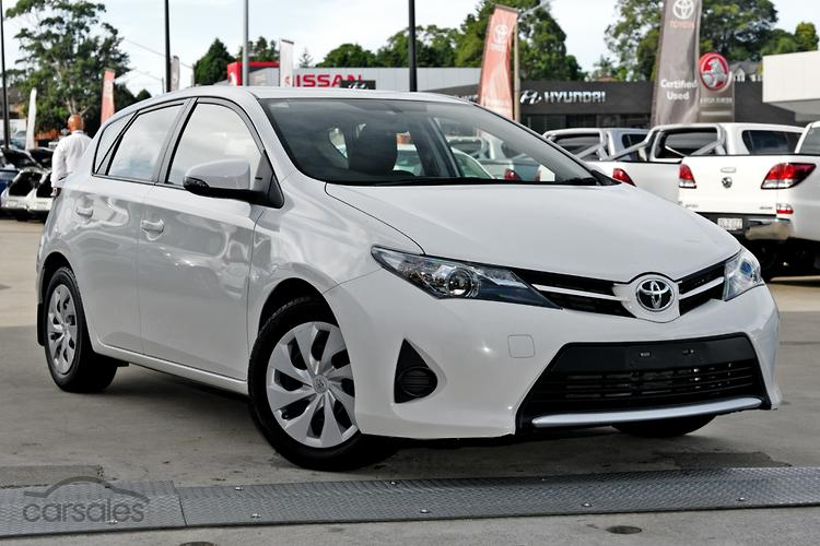 new & used toyota corolla cars for sale in australia - carsales.au