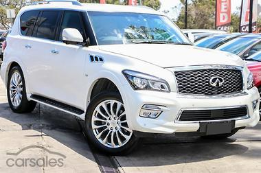 New Used Infiniti Qx80 Cars For Sale In Australia Carsales Com Au