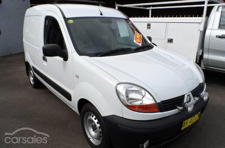 2006 Renault Kangoo Manual