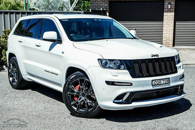 e8a43f33a18 New & Used Jeep Grand Cherokee cars for sale in Australia - carsales ...