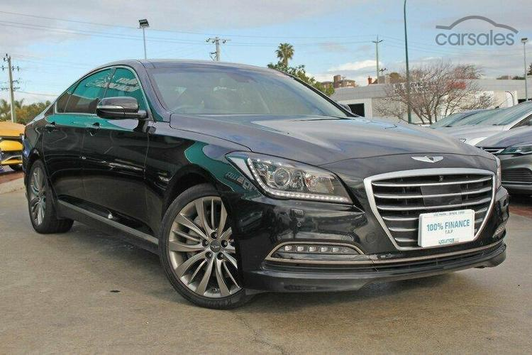 2014 Hyundai Genesis Ultimate Pack Auto