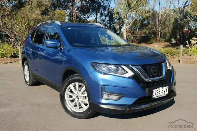 New & Used Demo Nissan X-Trail cars for sale in Adelaide Eastern ...