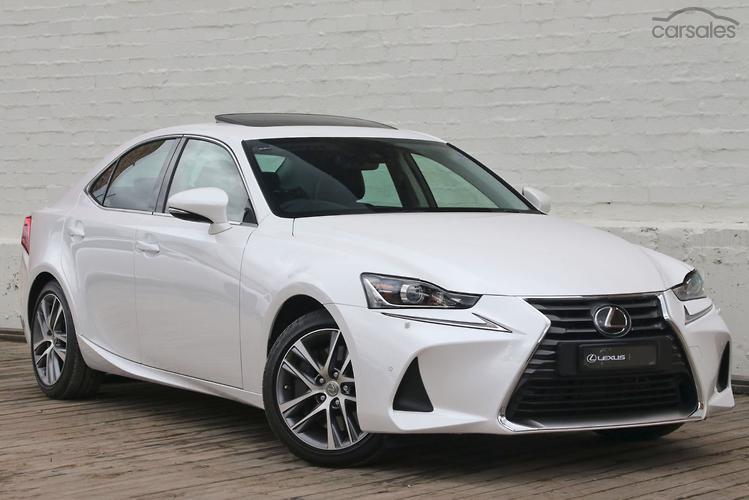 Great 2018 Lexus IS300 Luxury Auto