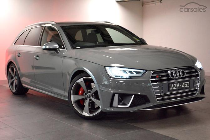 New Used Audi Wagon Cars For Sale In Australia Carsalescomau