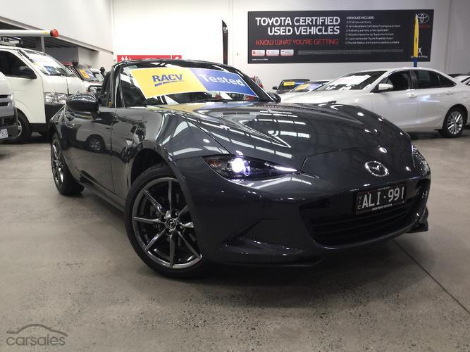 2016 Mazda MX 5 GT ND Manual