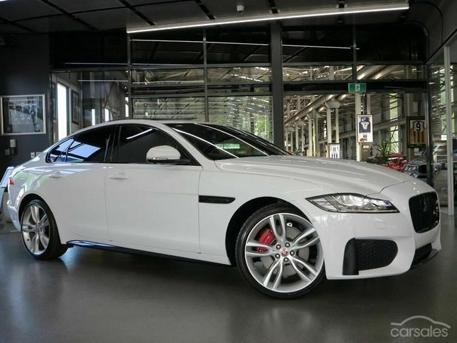 2016 Jaguar XF 35t S Auto MY16