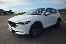 2017 Mazda CX 5 Touring KF Series Auto I ACTIV AWD