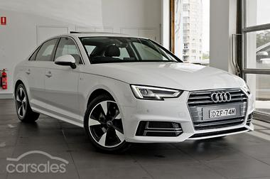 New Used Audi A4 S Line Cars For Sale In Australia Carsalescomau