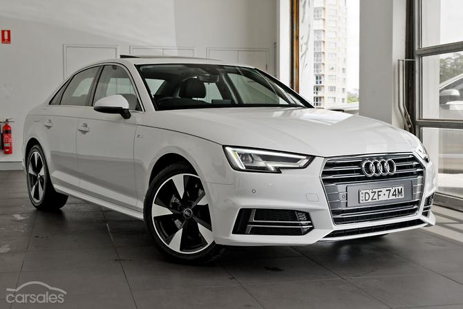 New Used Audi A4 B9 Cars For Sale In Sydney South New South Wales