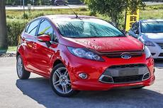 New & Used Ford Fiesta Red cars for sale in Sunshine Coast