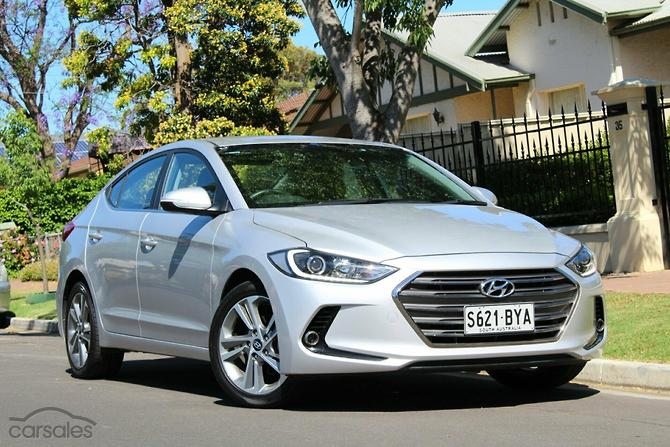 New Used Hyundai Elantra Cars For Sale In Adelaide Northern South