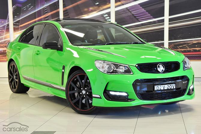 New & Used Holden Commodore cars for sale in Luddenham