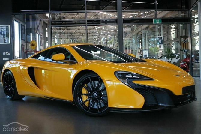 New & Used McLaren cars for sale in Australia - carsales.com.au
