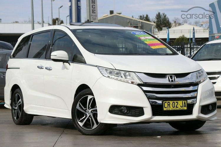 2014 Honda Odyssey VTi L Auto MY14