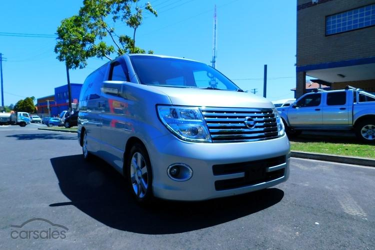 New Used Nissan Elgrand 5 Doors Cars For Sale In Australia