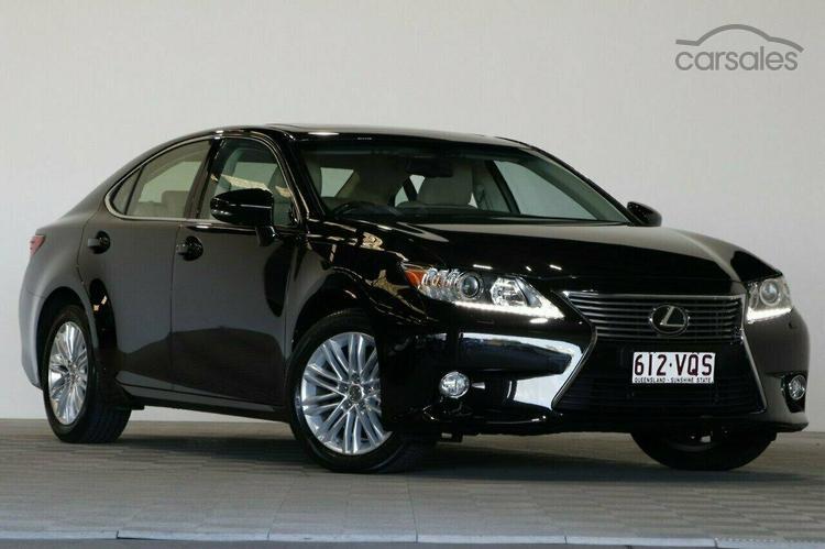 Lexus brisbane used cars