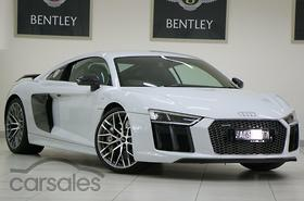 New Used Audi R Cars For Sale In Australia Carsalescomau - Audi r8 cost