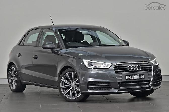 New Used Audi A Cars For Sale In Australia Carsalescomau - Audi a1 2018